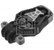 Engine mount FEBI BILSTEIN 8763201 Lower, Rear, Rubber-Metal Mount