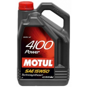 MOTUL 4100, POWER 100271 Motoröl
