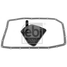 Hydraulikfiltersatz, Automatikgetriebe 100399 X5 (E53) 3.0 d Bj 2004