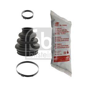 Faltenbalgsatz, Antriebswelle Innendurchmesser 2: 27mm, Innendurchmesser 2: 51mm mit OEM-Nummer 33217547021