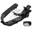 Throttle pedal kit FEBI BILSTEIN 8768171