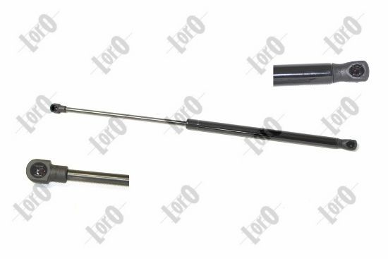 ABAKUS  101-00-027 Heckklappendämpfer / Gasfeder Länge: 500mm, Hub: 200mm, Länge: 500mm