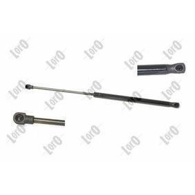 Heckklappendämpfer / Gasfeder Länge: 500mm mit OEM-Nummer 6Q6827550A