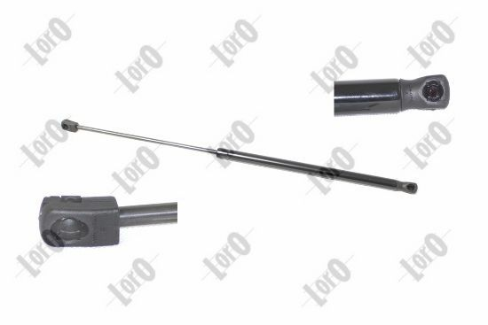 ABAKUS  101-00-139 Gas Spring, boot- / cargo area Length: 580mm, Stroke: 201mm, Length: 580mm