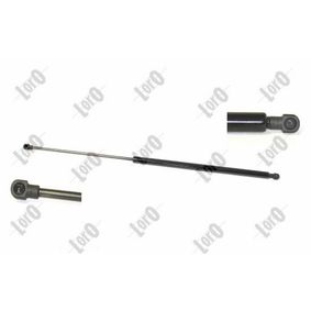 Gas Spring, boot- / cargo area Length: 515mm, Stroke: 210mm, Length: 515mm with OEM Number 90450 JD01B