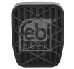 FEBI BILSTEIN 101011 Pedal covers
