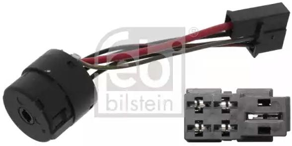 Ignition- / Starter Switch 101012 FEBI BILSTEIN 101012 original quality