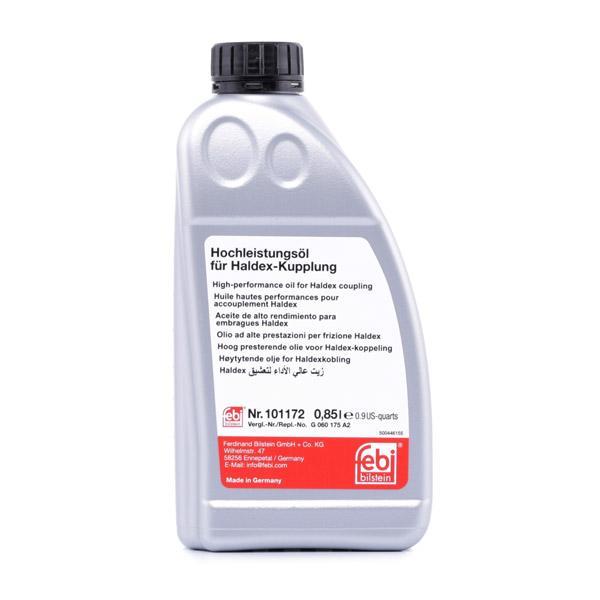 Öl, Haldex-Kupplung FEBI BILSTEIN 101172 Erfahrung