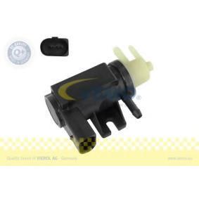 Druckwandler, Turbolader elektrisch-pneumatisch, Pol-Anzahl: 2-polig mit OEM-Nummer 8D0 906 627 B