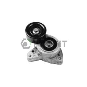Tensioner Pulley, v-ribbed belt Width: 33mm with OEM Number 31170-RAA-A02