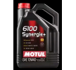 Vásároljon online olcsó Motorolajok MOTUL 6100, SYNERGIE+, 10W-40, 5l - EAN: 3374650019574