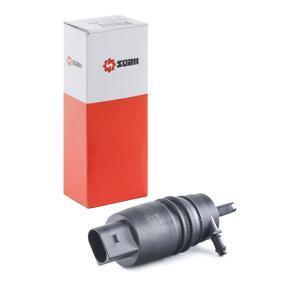SEIM  102471 Waschwasserpumpe, Scheibenreinigung Spannung: 12V