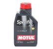 Motor Celerio (LF): 102638 MOTUL SPECIFIC, DEXOS2