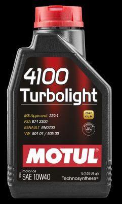 motor ol MOTUL VW5010150500 3374650237824