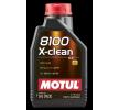 Koupit levně Motorový olej 8100, X-CLEAN, 5W-30, 1l od MOTUL online - EAN: 3374650237923