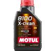 Motor ORLANDO (J309): 102786 MOTUL 8100, X-CLEAN