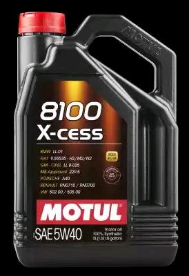 Olio motore MOTUL PSAB712296 conoscenze specialistiche