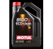 Buy cheap Engine oil MOTUL SAE-0W-30 online - EAN: 3374650238395
