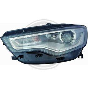Hauptscheinwerfer für Fahrzeuge mit Kurvenlicht mit OEM-Nummer 4G0 941 003 C
