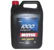 Αποκτήστε φθηνά MOTUL Ορυκτέλαιο 1000, MULTIGRADE, 15W-40, 5l ηλεκτρονικά - EAN: 3374650001142