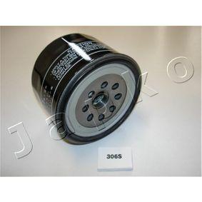 Ölfilter Ø: 101,4mm, Länge: 84,3mm, Länge: 84,3mm mit OEM-Nummer RF0123802A