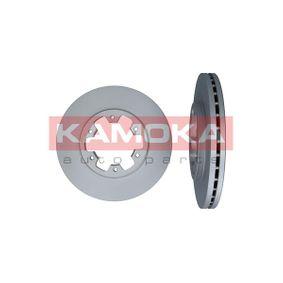 Bremsscheibe Bremsscheibendicke: 26mm, Lochanzahl: 6, Ø: 277mm mit OEM-Nummer 402060F000