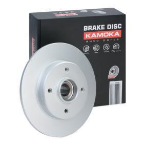 Bremsscheibe Bremsscheibendicke: 9mm, Lochanzahl: 4, Ø: 249mm mit OEM-Nummer 4249-65