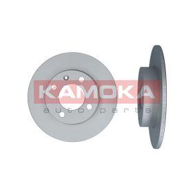 Bremsscheibe Bremsscheibendicke: 9mm, Lochanzahl: 4, Ø: 232mm mit OEM-Nummer 1JE 615 601