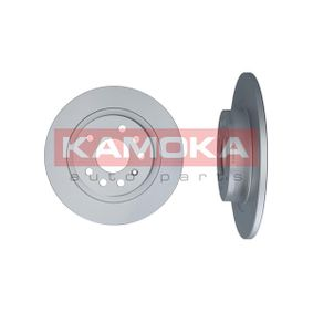 Bremsscheibe Bremsscheibendicke: 10mm, Lochanzahl: 5, Ø: 278mm mit OEM-Nummer 93 184 247