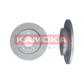 2013 Mazda 3 BL 1.6 MZR CD Brake Disc 103179