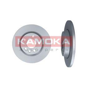Bremsscheibe Bremsscheibendicke: 14mm, Lochanzahl: 5, Ø: 294mm mit OEM-Nummer 7D0615601A