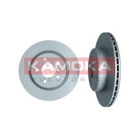 Bremsscheibe Bremsscheibendicke: 20mm, Lochanzahl: 5, Ø: 330mm mit OEM-Nummer 6775287