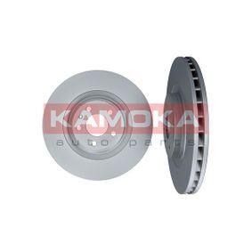 Brake Disc Brake Disc Thickness: 30mm, Num. of holes: 5, Ø: 345mm with OEM Number 8K0 615 301 K