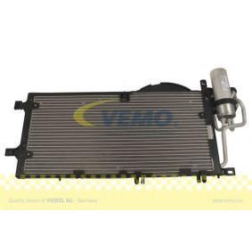 Kondensator, Klimaanlage Netzmaße: 588 x 380 x 16 mm mit OEM-Nummer 13126764