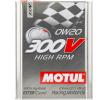 Günstige Motoröl MOTUL SAE-300V, HIGH RPM, 0W-20, 2l online kaufen - EAN: 3374650239804