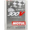 Koop online goedkoop Motorolie van MOTUL 300V, CHRONO, 10W-40, 2L - EAN: 3374650239897