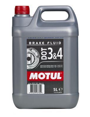 MOTUL  104247 Bremsflüssigkeit DOT 3, DOT 4