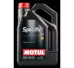 Vásároljon online olcsó Motorolajok MOTUL SPECIFIC, 913D, 5W-30, 5l - EAN: 3374650250922