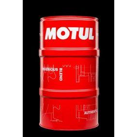 MOTUL  104802 Hydrauliköl Inhalt: 60l