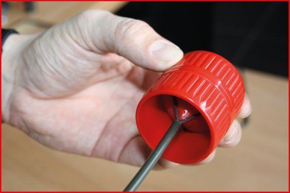 Sbavatore per tubi KS TOOLS 105.2000 valutazione
