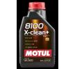AUDI Q8 Motorový olej: MOTUL 8100XCLEAN5W30
