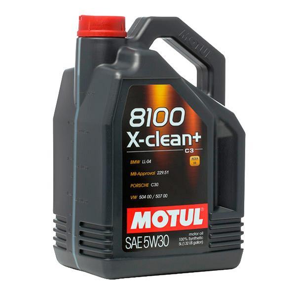 Aceite de motor MOTUL PORSCHEC30 3374650257723