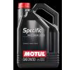MOTUL Motorenöl VW 506 00 0W-30, Inhalt: 5l, Synthetiköl