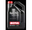 MOTUL Motorolajok VW 506 01 0W-30, Térfogat: 5l, Szintetikus olaj