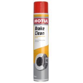 Productos de limpieza del freno y embrague MOTUL 106551 para auto (Contenido: 750ml, Bote aerosol)