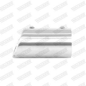 Deflector tubo de escape 10681 SEAT LEON, TOLEDO, ALTEA