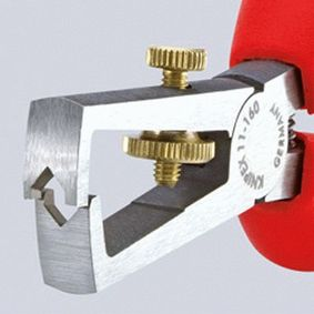 KNIPEX Szczypce do usuwania izolacji 11 06 160