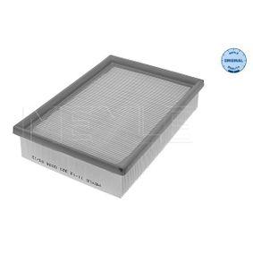 Vzduchový filtr 11-12 321 0038 307 (3A/C) 1.6 16V rok 2001