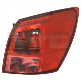 Combination Rearlight with OEM Number 26550-JD000