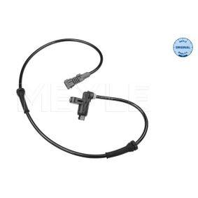 Sensor, wheel speed 11-14 899 0012 206 Hatchback (2A/C) 2.0 RC MY 2006